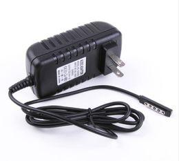 adaptador de corrente alternada da microsoft Desconto Para microsoft surface rt 2 carregador de parede 12 v 2a eua au uk plugue fonte ac dc cobrando adaptador de energia de viagem para tablet pc rt2 preto llfa