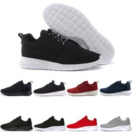 Botas de snowboard on-line-Nike Air Roshe run one Tanjun Nova Barato Por Atacado homens run 3 Running Shoes Preto branco azul botas baixas Leve e Respirável London Olympic Trainers mens Sneaker EUR 36-45