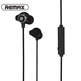 Canada Date d'origine REMAX RB-S7 sans fil Bluetooth sport en cours d'exécution casque magnétique conception HIFI charge rapide longue veille Offre