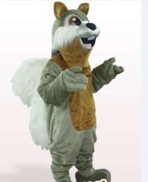 Disfraz de ardilla online-Disfraz de mascota de ardilla personalizada traje de personaje envío gratis