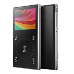FIIO X3 Mark III Audio Hi-Res bilanciato Bluetooth 4.1 DSD DAC Lettore musicale MP3 senza perdita ad alta risoluzione portatile X3III X3 III cheap high resolution music player da lettore musicale ad alta risoluzione fornitori