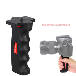 suporte de filmadora Desconto Mini Universal Handheld Trípode Monopod Grip Handle Stabilizer Holder para Go pro Sony Xiaomi Action Cam Digital Camcorder