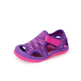 59b5935ca194b Sandals for Boys and Girls 2018 Summer Kids Soft Mesh Beach Shoes Children  Camo Sport Sandalias Infantil Sandalia Flat Shoes
