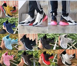 Wholesale fabric designs - Newest design Flair 270 Shoes mans training sneakers 2018 Running Shoes for men women boots walking sport boosts fashion athletic shoe