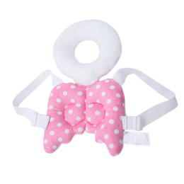 Wholesale neck restraints - 2018 Kids Baby Cushion For The Head Restraint Pad Attachment In Infants Toddler Child Care Neck Pillow