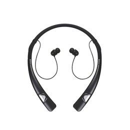 Спортивный наушник для ушей онлайн-Bluetooth-гарнитура шеи висит ухо бинауральные беспроводной спорт работает двусторонняя стерео музыка шумоподавления наушники совместимый iphone