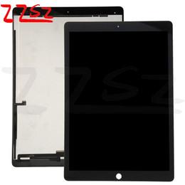 Canada En gros pour iPad Pro 12.9 LCD Ecran Tactile Digitizer Assembly Remplacement OEM A +++ Qualité Noir avec livraison gratuite Offre
