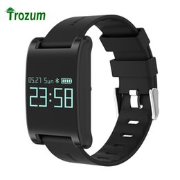 Wholesale Patent Control - DM68 PLUS Intelligence Bracelet Patent Bluetooth Motion Heart Rate Goods In Stock Sale mi band xiaomi fitness tracker wristband fitbit