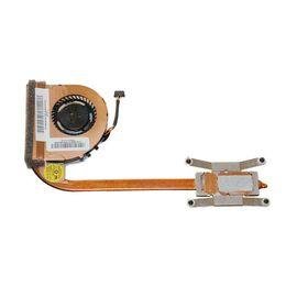 Lenovo radiateur d'ordinateur portable en Ligne-Ordinateur portable Ori Refroidisseur pour Lenovo ThinkPad T440S T450S UMA intégré graphique ventilateur thermique radiateur 04X0445 04X1850 01AW566