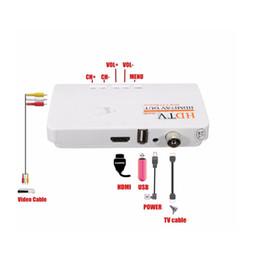 Mini Usb2.0 Tv Empfänger Isdb-t Digital Tv Stick Tuner Video Recorder Für Laptop Pc Neue Rabatte Verkauf Unterhaltungselektronik Heim-audio & Video