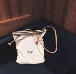 bolsos de color blanco Rebajas Bolso de compras de la moda del campus, con estilo moderno
