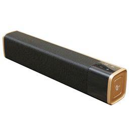 18 téléviseurs en Ligne-TOPROAD Portable 20w sans fil Bluetooth haut-parleur Soundbar Super Bass stéréo haut-parleur avec haut-parleurs Touch NFC pour téléphone TV