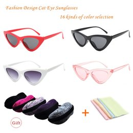 Wholesale Girl Sport Cloth - Outdoor Sports Women Sun Glasses Mirror Gradient Lens Retro Eyewear UV400 16 kinds of color selection Gift Glasses box + cloth.