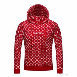 Wholesale Pullover Polo - AAA2018 Free shipping new Hot sale Mens polo Hoodies and Sweatshirts autumn winter casual with a hood sport jacket men's hoodies