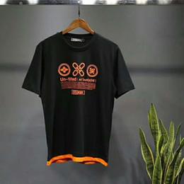 2018 Frühjahr und Sommer gefälschte zweiteilige Shirts für Männer Frauen  gedruckt Kurzarm-T-Shirt Marke Designer Tops Mode T-Shirts 9de63048c6