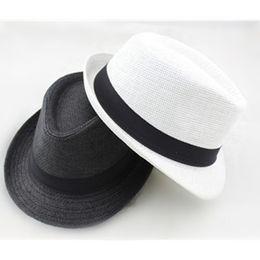 5e75ad696a3 8 Colors Straw Braid Hats Hip Hop Caps Women Snapbacks Casquette Designer  Stingy Brim Hat Dad Hat Fitted Brand Hats