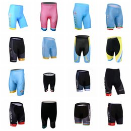 Wholesale Astana Cycling Clothes - ASTANA BORA team Cycling Short Pants Men's pro team cycling clothing camisa de ciclismo multiple choices D1802