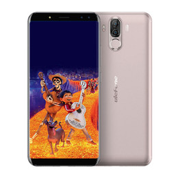 Wholesale Nano Usb 64gb - Ulefone Power 3S 18:9 Face ID Mobile Phone 6.0 Inch Octa Core MTK6763 Android 7.1 4GB+64GB 16MP Camera Smartphone