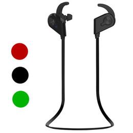 Wholesale Earphone Design - S20 Bluetooth Earphone Sport Running Wireless Headset Binaural Stereo Bluetooth Earphone Magnetic Control Design With Mic