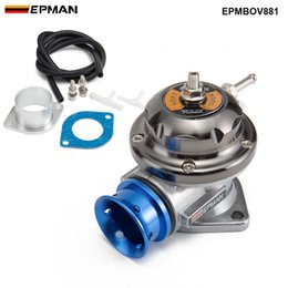einstellbare aufnahme Rabatt EPMAN Auto Styling Ausblasen Ventil BOV Typ Rs Aluminium Jdm Universal Benutzerdefinierte Diy Einstellbare EPMBOV881