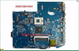Wholesale Acer Aspire Mini Laptop - High Quality MB MBPJB01001 For Acer Aspire 7736 7736Z Laptop Motherboard JV71-MV 09242-1M 48.4FX01.01M mPGA479M DDR2 100% Tested