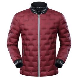 0f65e3f4eac M-7XL Two Sides Wear Thin Winter Jacket Men 2017 Plus Size Men s Down  Jackets 90% White Duck Down Jacket mens parkas coat YR030