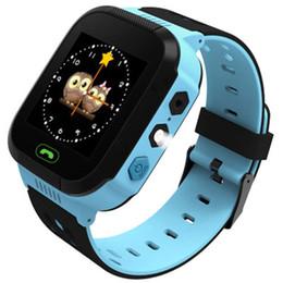 новые умные часы sim Скидка Новый Q528 Smart Watch дети наручные часы водонепроницаемый детские часы с дистанционным камеры SIM звонки подарок для детей pk dz09 SmartWatch OTH913