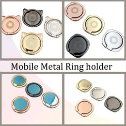 2020 stand smart cover per iphone Supporto per cellulare intelligente in metallo ruotabile a 360 gradi design universale supporto supporto per anello posteriore per iphone xs plus stand smart cover per iphone economici