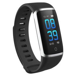 Neueste Cf007 Waterppoorf Smart Armband Mit Herzfrequenz Blutdruck Wettervorhersage Erinnern Fitness Armband Dropshipping Unterhaltungselektronik Tragbare Geräte