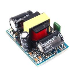 Módulo regulador de tensão on-line-Freeshipping 10ps AC DC Interruptor de Comutação de Alimentação 110 V 220 V para 5 V 700mA 3.5 W Buck Converter Regulado Step Down Voltage Regulator Module