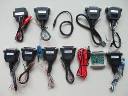 Argentina carprog 10.05 Paquete completo Carprog con adaptadores completos Carprog V10.05 Car Prog ECU Chip Tuning Odómetros programador dhl gratis Suministro