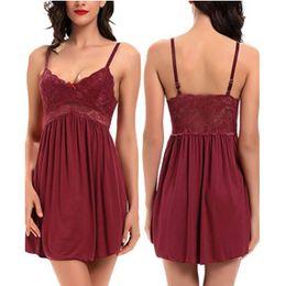 5cb38cdf2 2019 camisolas de seda Primavera Outono Simulação Pijamas De Seda Meninas  Femininas de Verão Camisola Sexy