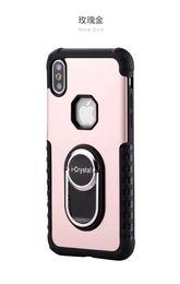 Galaxy ace plus en Ligne-i-Crystal 2in1 Hybrid Magnétique Kickstand Armure Case Pour Samsung Galaxy S8 S8 + Plus J2 J3 J5 J7 Premier Pro Plus 2015 2016 2017 J1 ACE G530