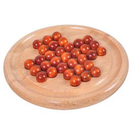Игровые пасьянсы онлайн-Деревянные шарики пасьянс головоломка интеллектуальный вызов-идеальный подарок для детей и взрослых
