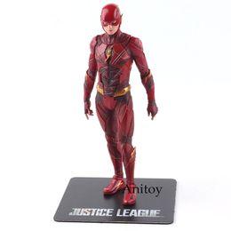 Wholesale action figure kit - Action & Toy Figures Justice League Action Figure The Flash ARTFX + STATUE 1 10 Scale Pre-Painted Figure Model Kit Toy 17cm KT4790