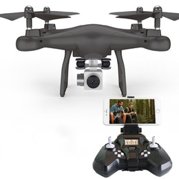 Wholesale Hold Camera - S10W 0.3MP 2.4Ghz profesional Quadcopter WIFI FPV Headless Mode Altitude Hold RC Airplanes drone with completo com camera hd #XT