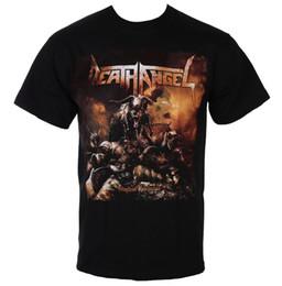 Todeskunst online-Herren T-Shirt Metal Death Angel - Unnachgiebig - ART WORX - Größe XXL