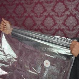 Sacchetti di compressione di abbigliamento online-Borsa a compressione sottovuoto con compresse per organizer Trapunta cotone ovatta Abbigliamento Pouch antipolvere Grandi borse salvaspazio 14 5bz4 ff