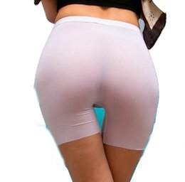 Wholesale See Through Panties - Women See Through Transparent Panties Seamless Sheer Underwear
