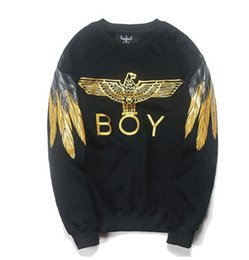 Wholesale London Clothing - Winter Casual brand BOY LONDON hoodies men women tops hip hop Skateboards pullover fashion BOY jackets tracksuit coat clothing
