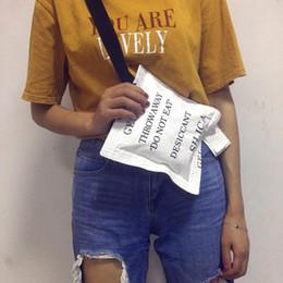 zaino sveglio di modo Sconti 2018 Nuovo sacchetto di borsa a tracolla disidratata donne attraenti borse simpatiche borse a tracolla degli uomini casuali