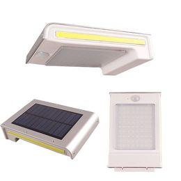 And Children Women New Separated Solar Panel Led Light 40 Leds Pir Motion Sensor Home Wall Waterproof Energy-saving Garden Garage Lights Suitable For Men