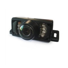 Wholesale rearview cameras - Backup Camera For Car Universal Waterproof Rear-view License Plate Car Rearview Camera Wide backup parking rearview car camera