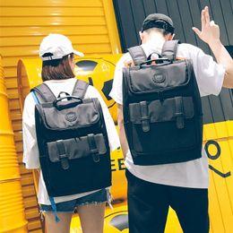 2018 neue Oxford Tuch wasserdicht Laptop Tasche Rucksack männlich Mode Reisetasche High School Student Schultasche weiblichen Studenten Rucksack von Fabrikanten
