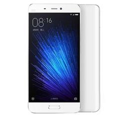 Argentina Original 5.15 pulgadas Xiaomi Mi5 Mi 5 Prime 4G LTE 32GB ROM 3 GB de RAM Snapdragon 820 Quad Core FHD 16.0MP con teléfono celular con huella digital NFC supplier xiaomi phone quad core Suministro