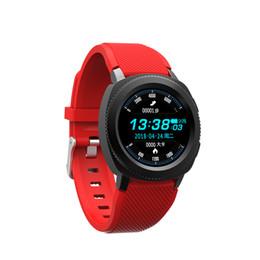 Canada Microwear L2 Montre Smart Watch MTK2502 Smartwatch Bluetooth Appel Natation Étanche BT Caméra Moniteur De Sommeil Montre De Sport Fréquence Cardiaque Sédentaire ipx Offre