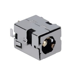 Jack de tomada de pc power dc on-line-1 pc DC Power Jack Tomada Conector Porta Para ASUS K53E K53S Placa Mãe Nova Marca