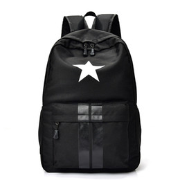 Wholesale Print Laptop - New Casual Women men Laptop Backpack Waterproof Nylon Women's Youth Printing Schoolbag bagpack portfolio school for teenagers