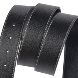 Wholesale Womens Fashion Wide Belts - GENUINE Leather Designer Belts womens men luxury belts luxur brands Gold Buckle Silver Buckle h Ceinture Homme with box