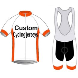 custom made  Logo Cycling jersey Riderlhutt Team cycling clothing MTB ROAD Bicycle  clothes Bike Wear Short Sleeve Quick Dry discount custom made clothes ... 77f2ac1ad